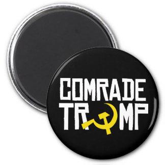 Comrade Trump -- Anti-Trump Design -- Magnet