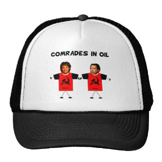 Comrades in Oil Hat