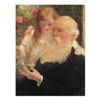 Comrades: John Galsworthy's niece Postcard