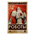 Comrades of Steel Poster