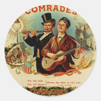 Comrades Sticker