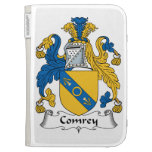 Comrey Family Crest Kindle 3 Case