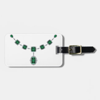 Comstock Emeralds Bag Tag