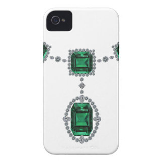 Comstock Emeralds iPhone 4 Cover
