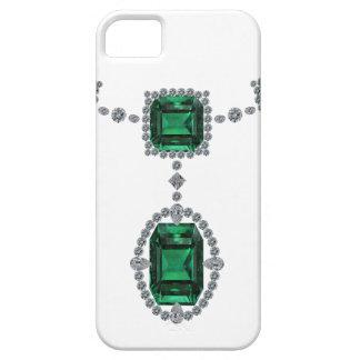 Comstock Emeralds iPhone SE/5/5s Case