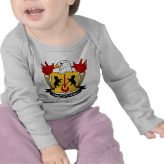Comstock Family Crest Shirts