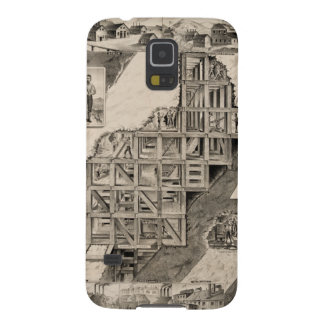 Comstock Lode Mine Galaxy S5 Case