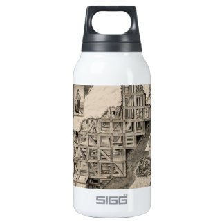 Comstock Lode Mine Insulated Water Bottle