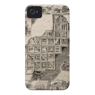 Comstock Lode Mine iPhone 4 Case-Mate Case