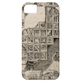 Comstock Lode Mine iPhone 5 Case
