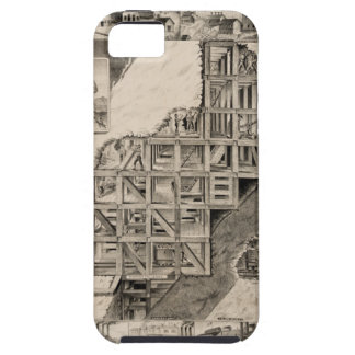Comstock Lode Mine iPhone 5 Covers