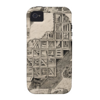 Comstock Lode Mine Vibe iPhone 4 Cases
