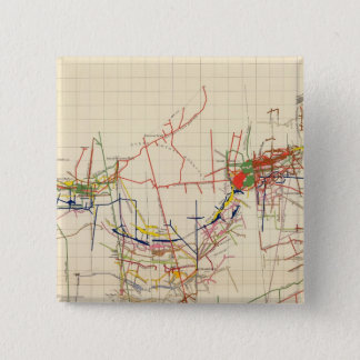 Comstock Mine Maps Number IV Pinback Button