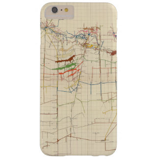 Comstock Mine Maps Number VI Barely There iPhone 6 Plus Case