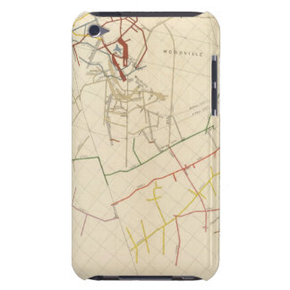 Comstock Mine Maps Number VIII Barely There iPod Case