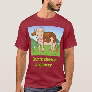 Comte Cheese producer T-Shirt