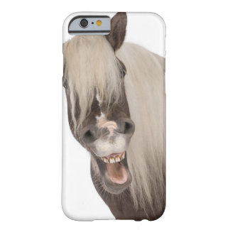 Comtois horse is a draft horse - Equus caballus Barely There iPhone 6 Case