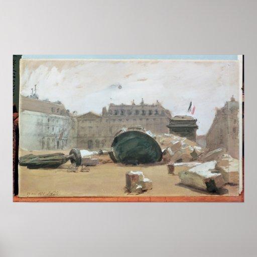 Comuna de París Posters