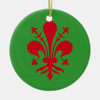 Comune di Firenze Christmas Tree Ornament
