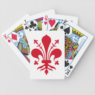 Comune di Firenze Playing Cards