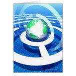 Comunicación global, ordenador conceptual 2 tarjetas