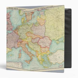 Comunicaciones compuestas de Europa