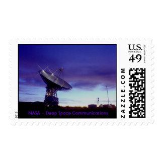 Comunicaciones de espacio profundo de la NASA Envio