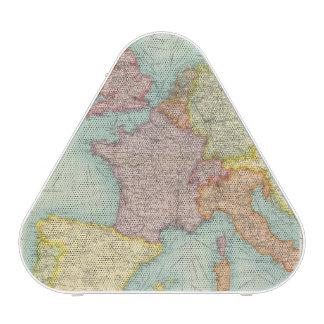 Comunicaciones de Europa occidental Altavoz Bluetooth