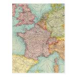 Comunicaciones de Europa occidental Postal