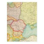 Comunicaciones de Europa Oriental Postal
