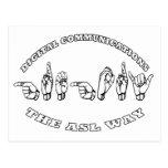 COMUNICACIONES de Gregory ASL DIGITAL
