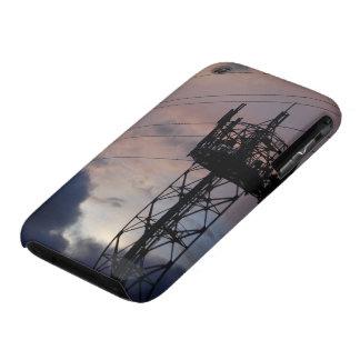 Comunicaciones de la puesta del sol iPhone 3 Case-Mate carcasas