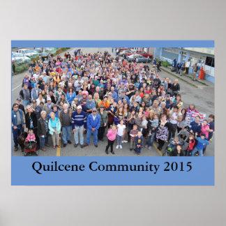 Comunidad 2015 de Quilcene Póster