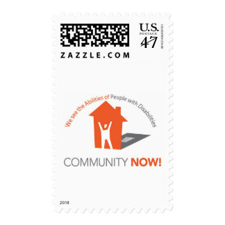 ¡Comunidad ahora! Timbre Postal