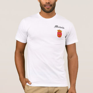 COMUNIDAD de MADRID T-Shirt