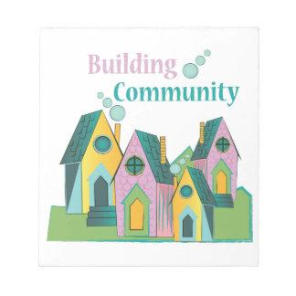Comunidad del edificio bloc