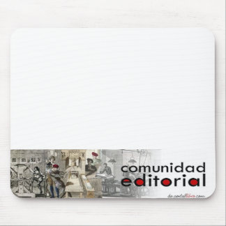Comunidad Editorial 1 Mouse Pads