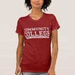 comunidad más fácil que asiduo camiseta