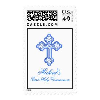 Comunión bautizo cruzados santos del sello