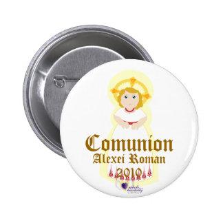 """""""Comunion"""" Button- Customize"""