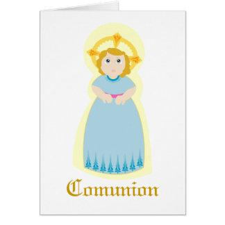 """Comunion""-Customize Greeting Card"