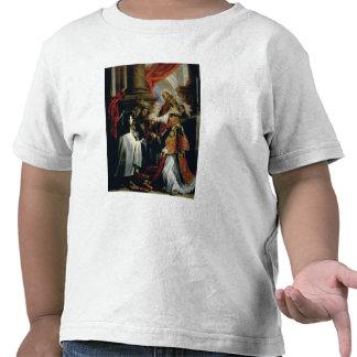 Comunión de St Teresa de Ávila c.1670 Camiseta