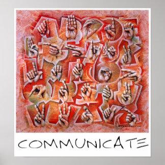 Comunique Póster
