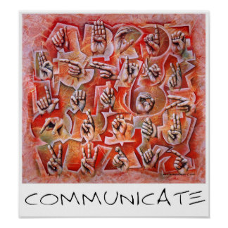 Comunique Posters