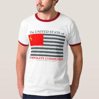 Comunismo corporativo remeras
