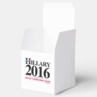 Comunismo de la derrota otra vez caja para regalo de boda