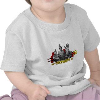 Comunismo es un fiesta camiseta