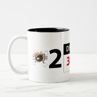 ComX New Year's Eve 2017 Coffee Mug #CREATE2017