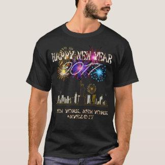 ComX New Year's Eve 2017 T-Shirt New York, NY