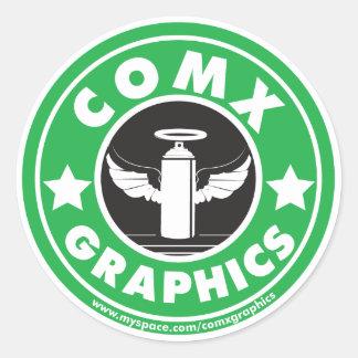 ComXBucks Sticker